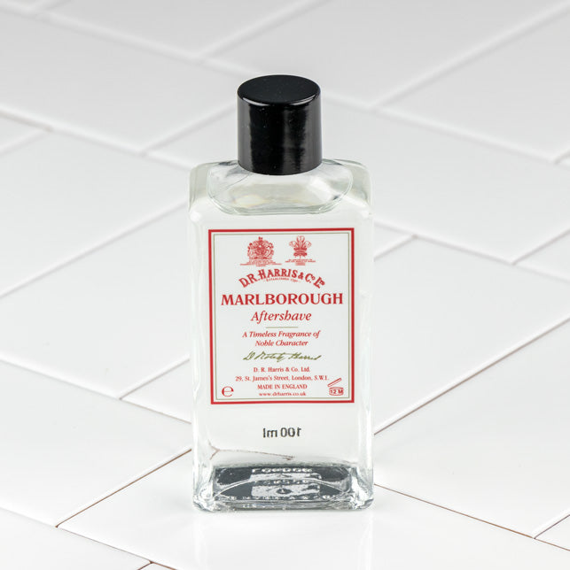 D.R. Harris Marlborough Aftershave