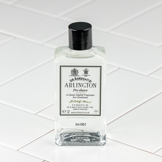 D.R. Harris Arlington Preshave Lotion