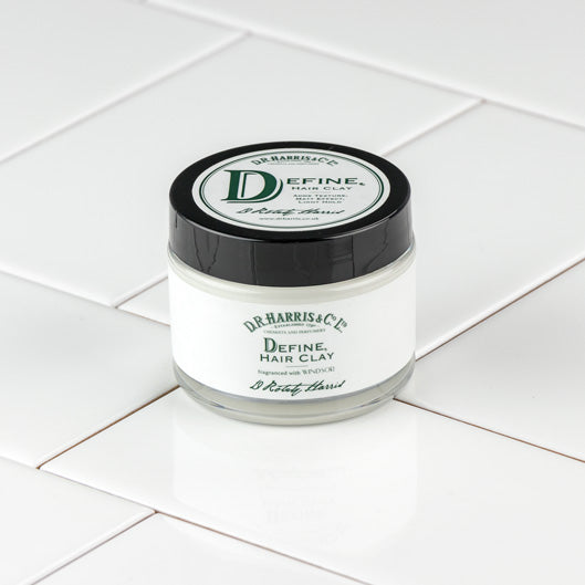 D.R. Harris Define Hair Clay - Windsor Scented