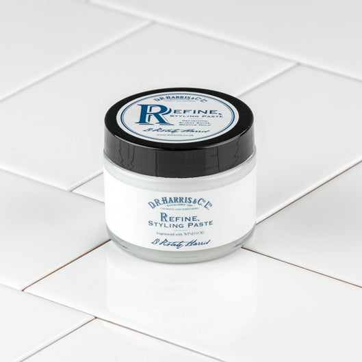 D. R. Harris Refine Hair Paste - Windsor Scented
