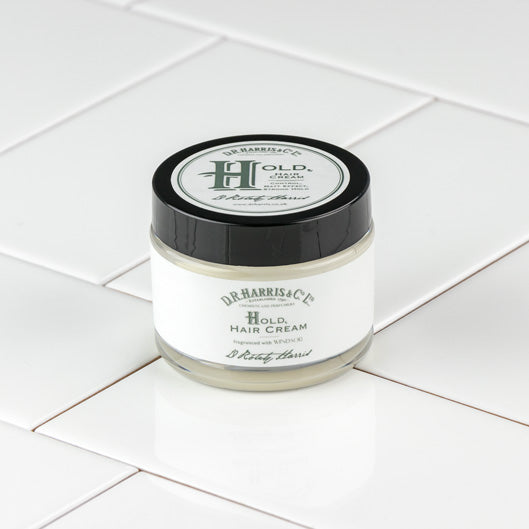D. R. Harris Hold Cream - Windsor Scented