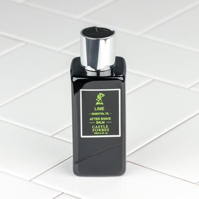 Castle Forbes Lime Essential Aftershave Balm 150ml