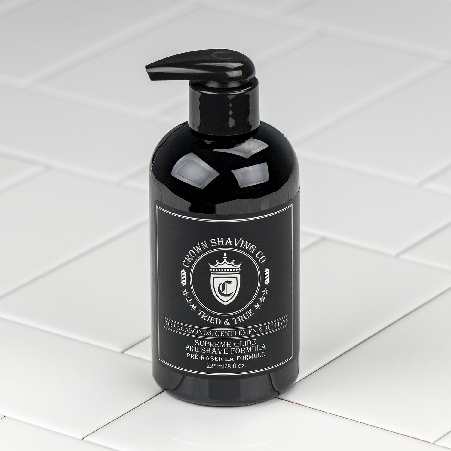 Crown Shaving Co. Preshave 225ml