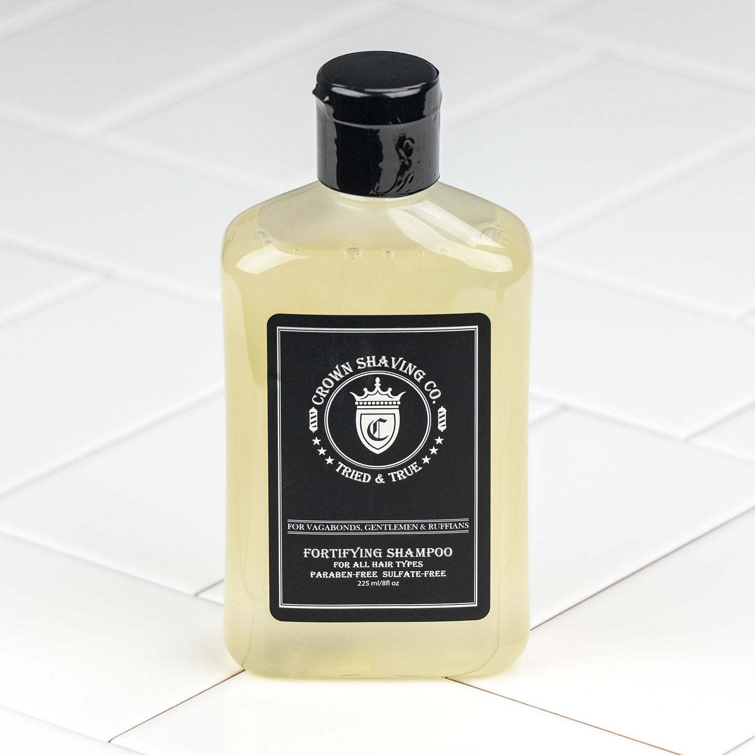 Crown Shaving Co. Fortifying Shampoo 8oz