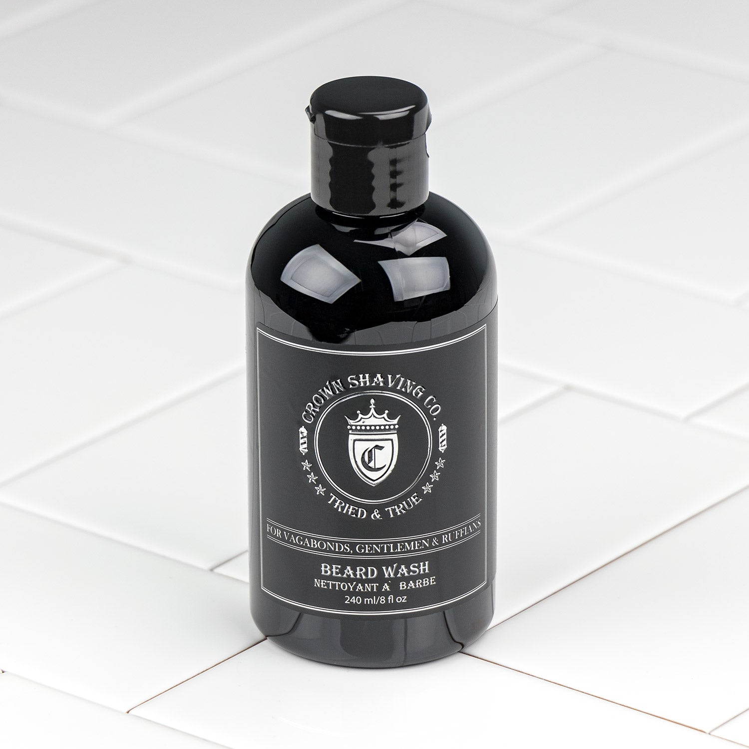 Crown Shaving Co. Beard Wash 240mL