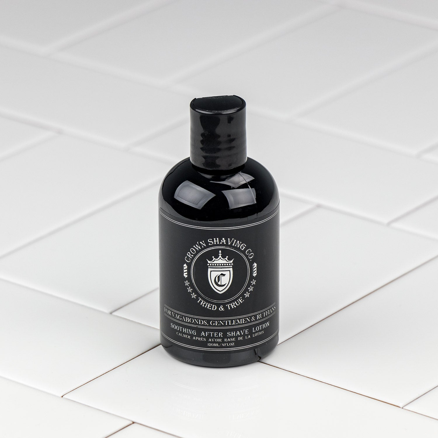 Crown Shaving Co. Aftershave Lotion