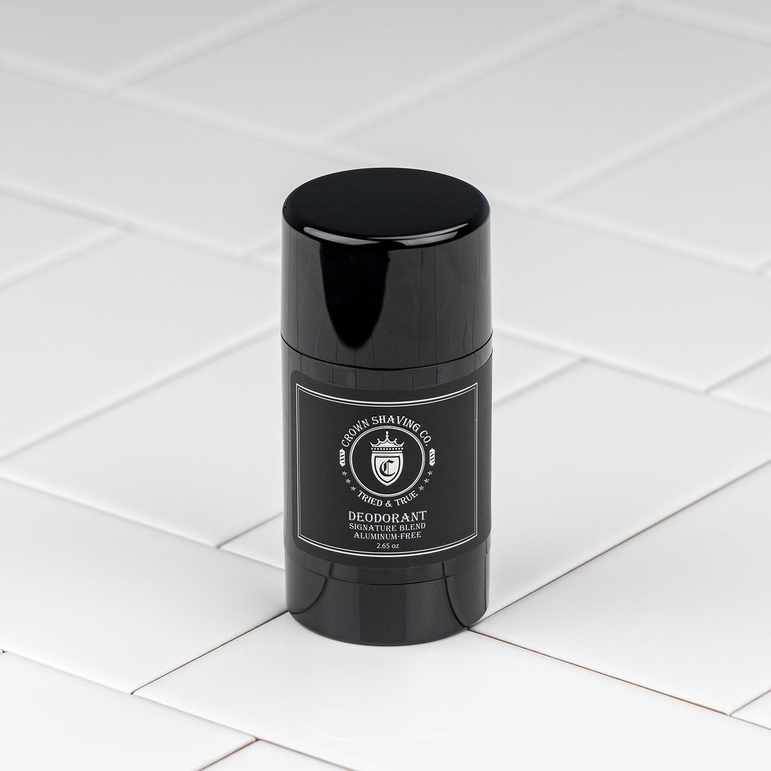 Crown Shaving Co. Aluminum-Free Deodorant