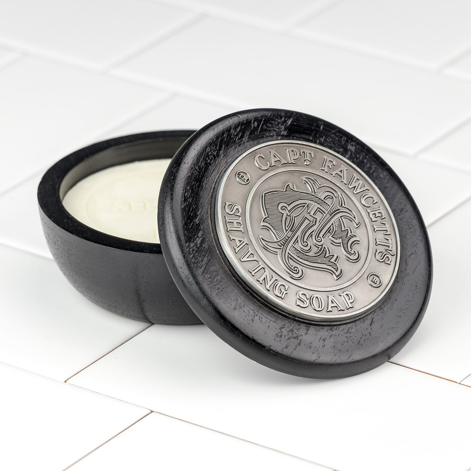 Captain Fawcett's Luxurious Shaving Soap (110g/3.88oz)
