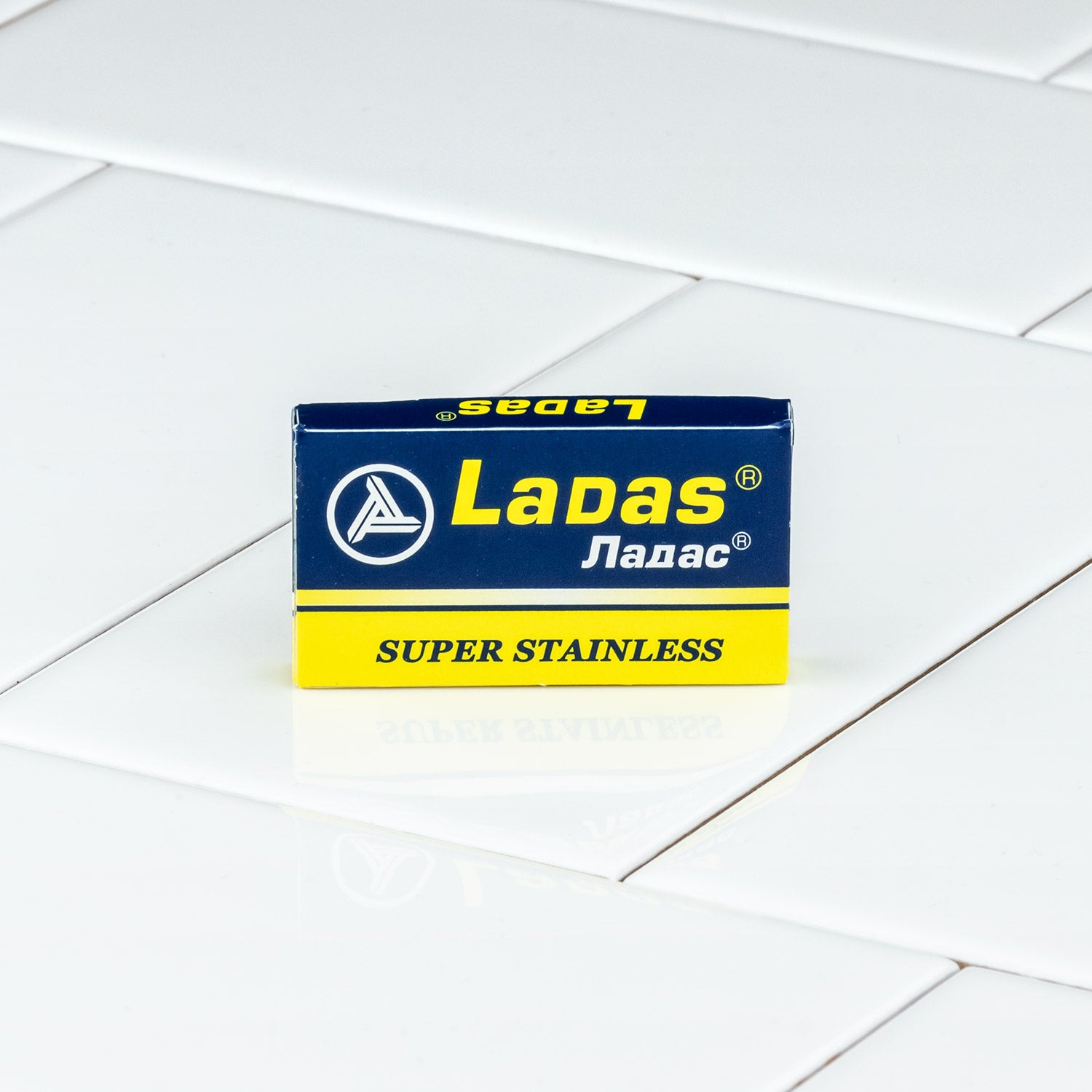 Ladas Double Edge Razor Blades 1 Pack of 5 Blades