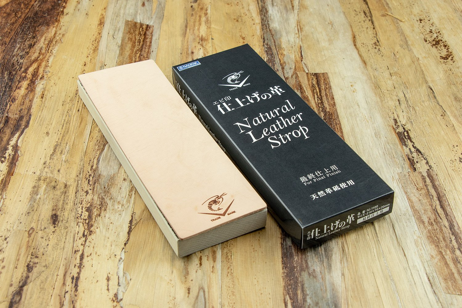 Naniwa Leather Strop