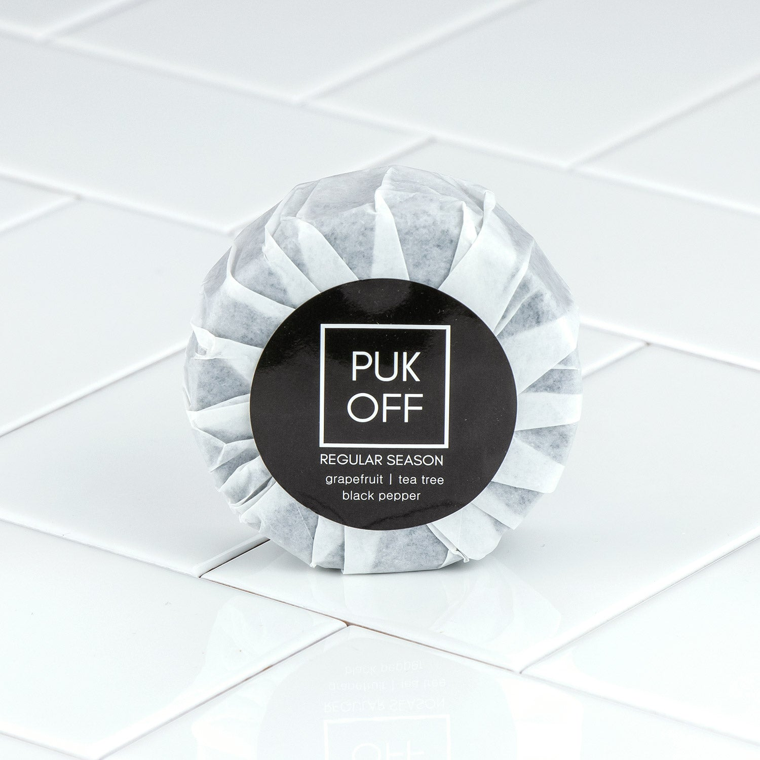 Puk Off 'Regular Season' Soap
