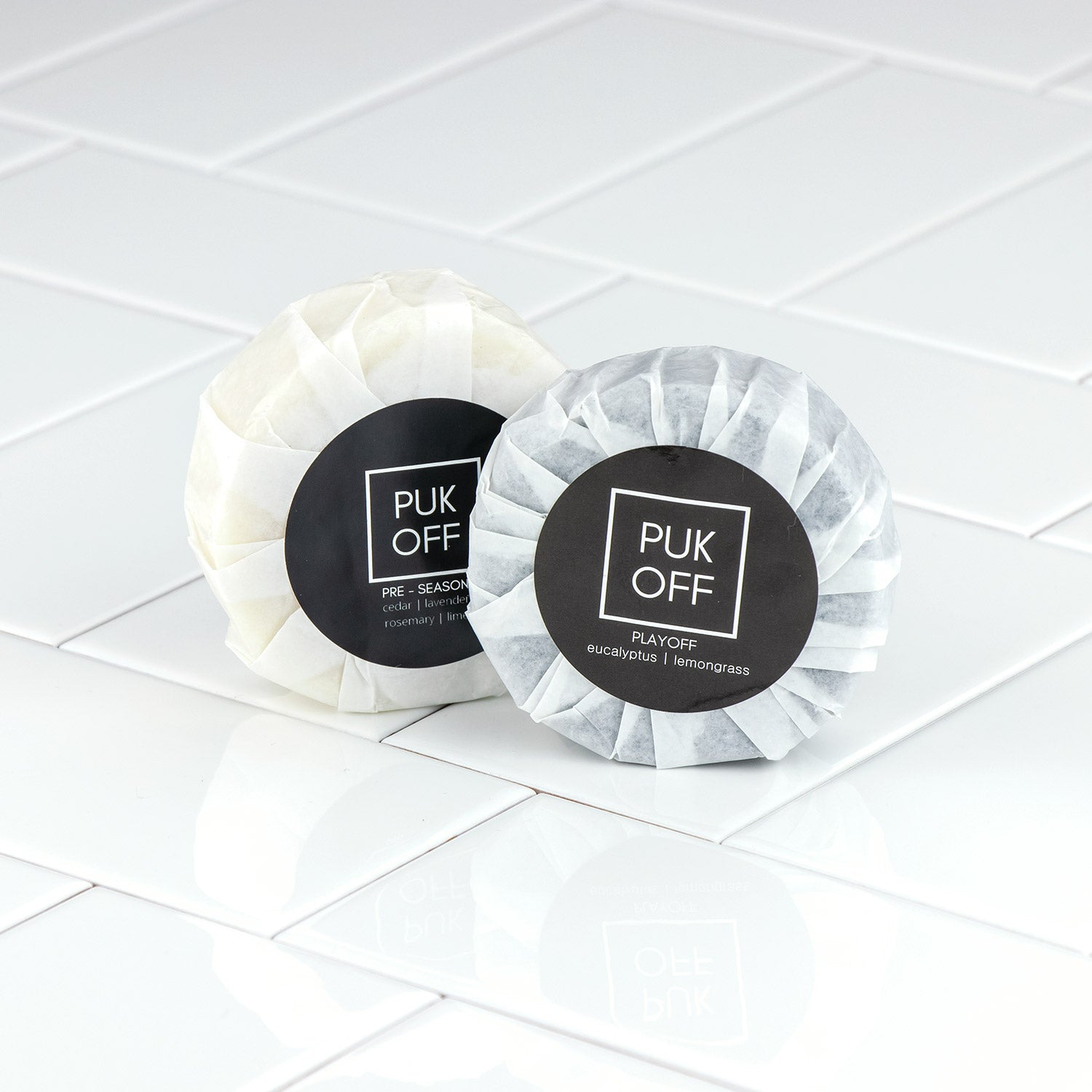 Puk Off 'Hat Trick' Soap