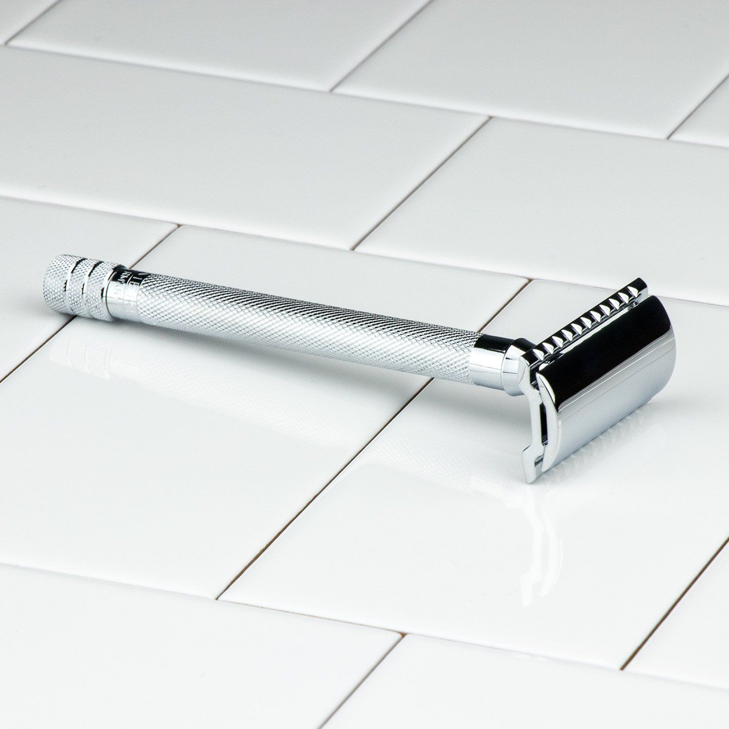 Merkur Chrome DE Safety Razor