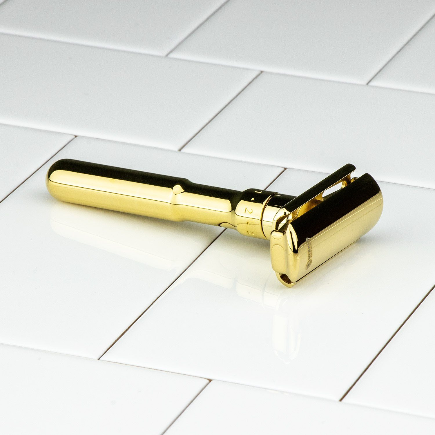 Merkur Futur Adjustable DE Safety Razor