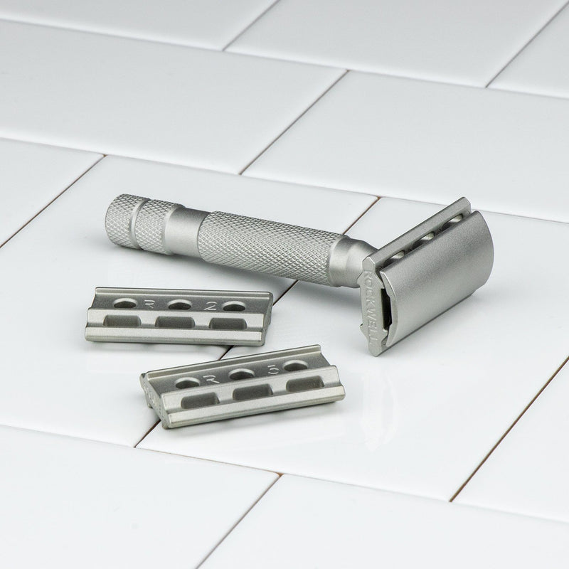 Rockwell Razors 6S Stainless Steel Double Edge Safety Razor
