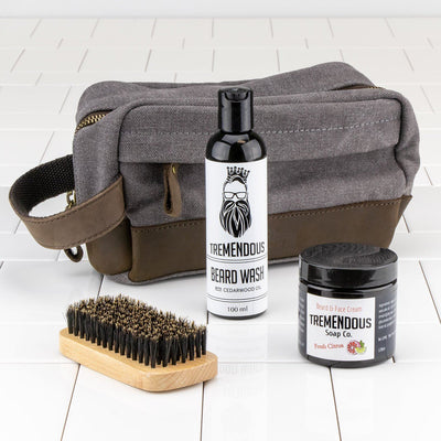 Kent of Inglewood Beard Kit