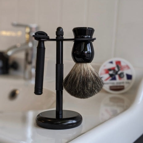 Hoxton Shave Co. Shaving Hardware Kit