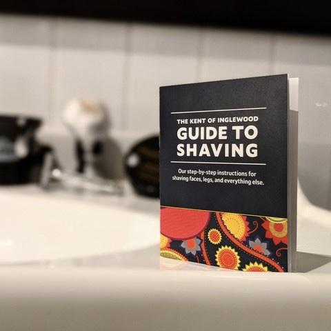 The Kent of Inglewood Guide to Shaving