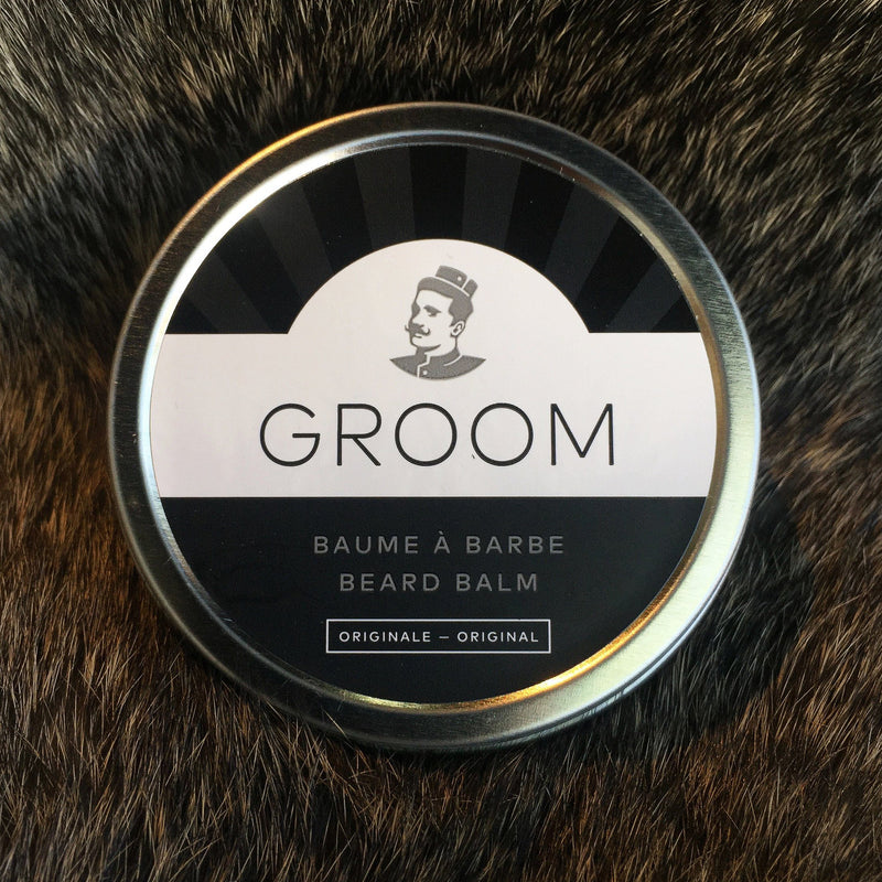 Groom Original Beard Balm 60ml