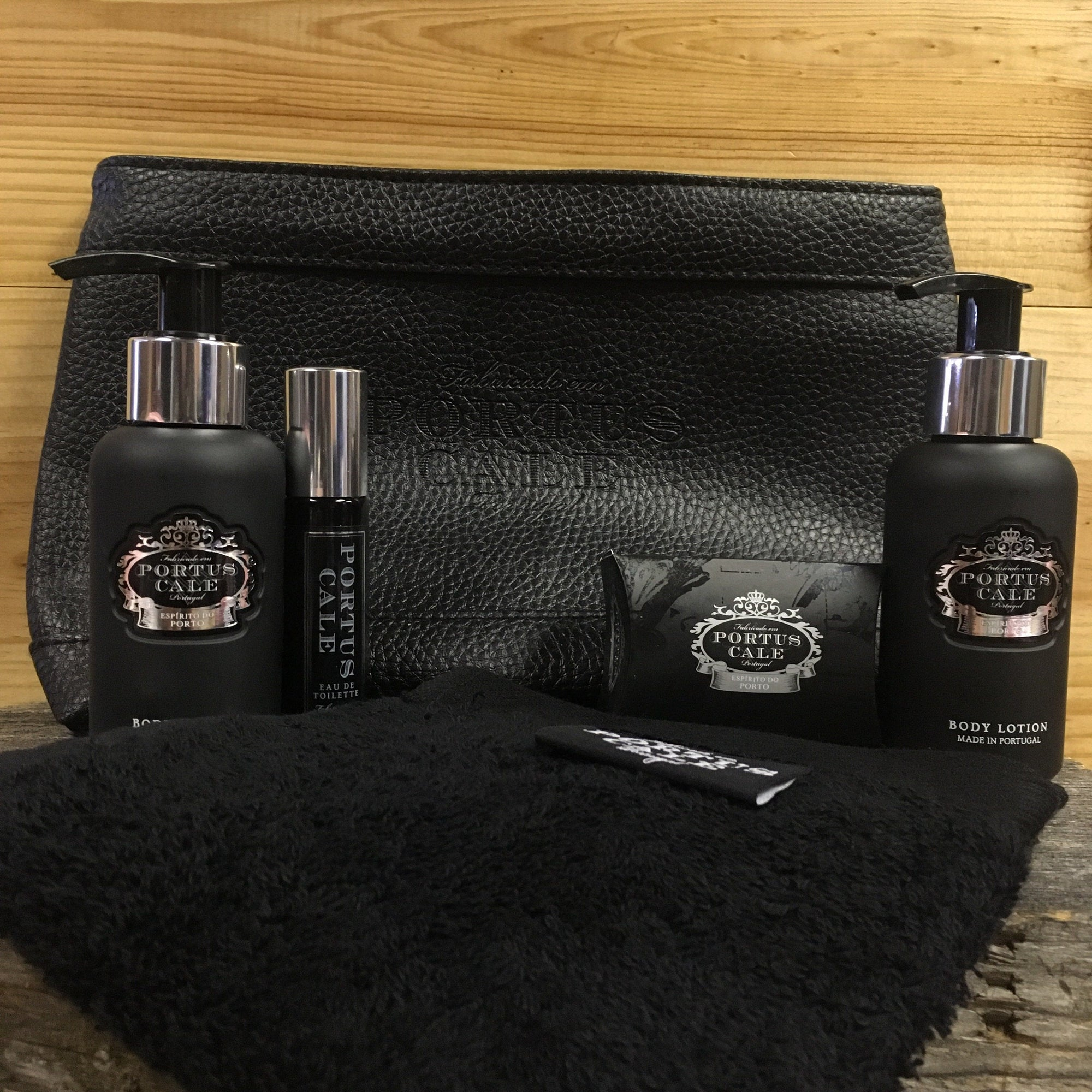 Castelbel Porto Portus Cale Black Edition Travel Set