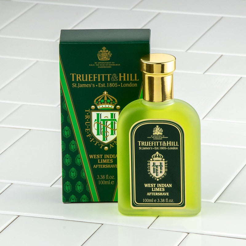 Truefitt & Hill West Indian Limes Aftershave Splash