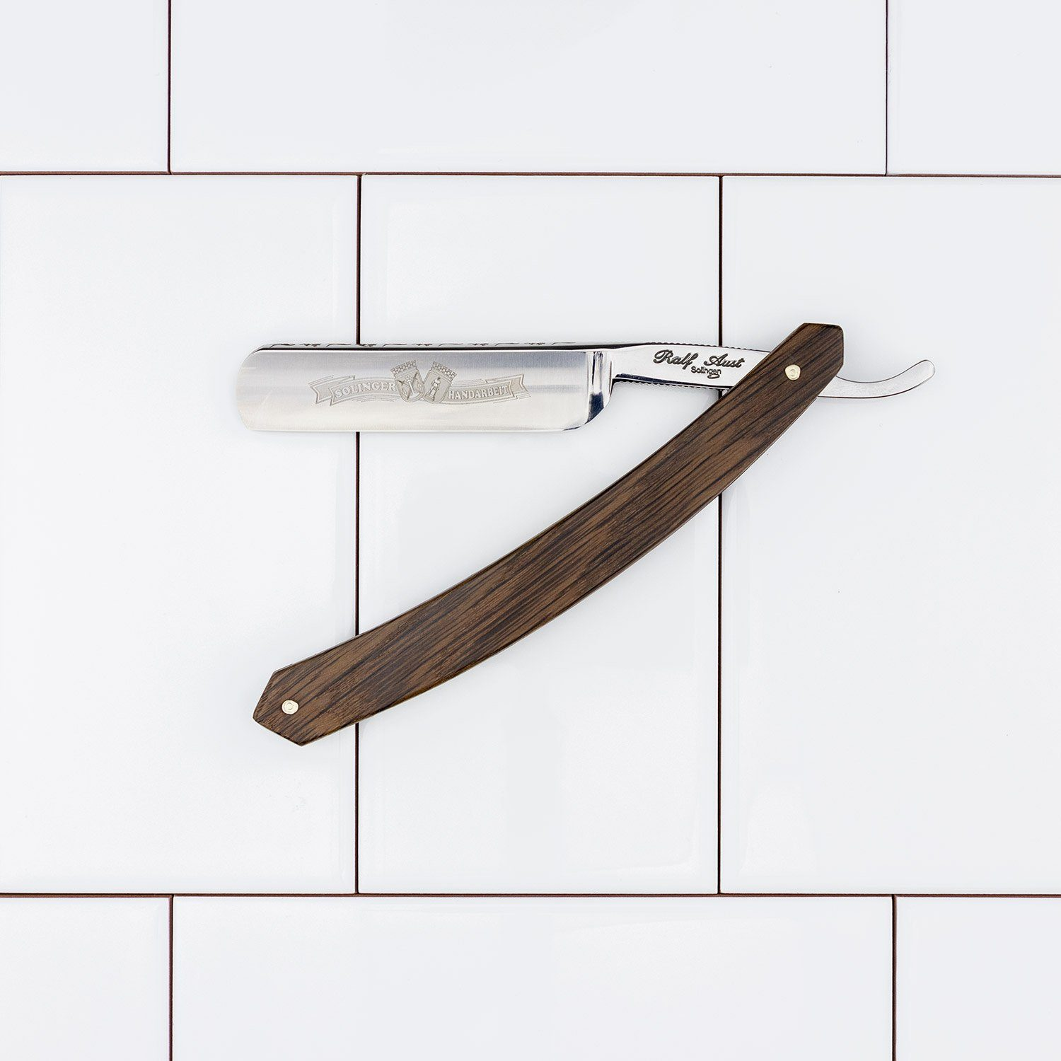 "Ralf Aust Round Point 5/8"" Straight Razor"