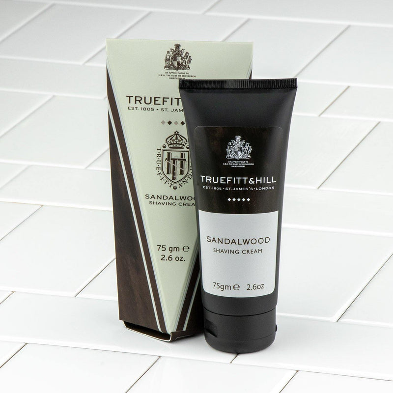 Truefitt & Hill Sandalwood Shave Cream