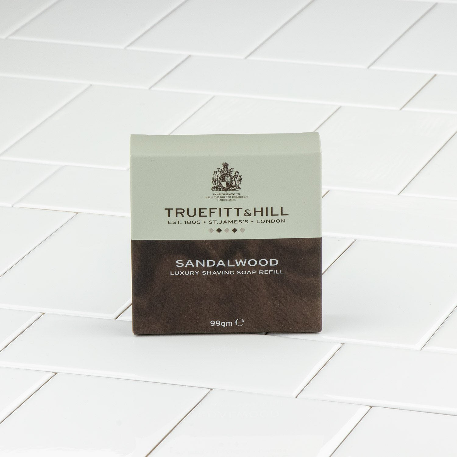 Truefitt & Hill Sandalwood Luxury Shaving Soap