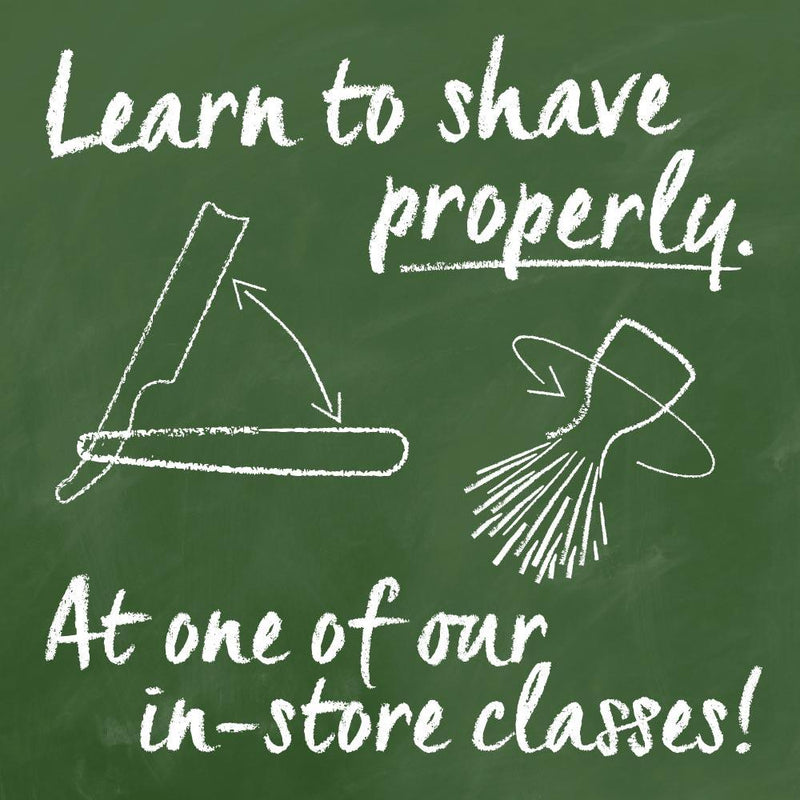Shave Classes