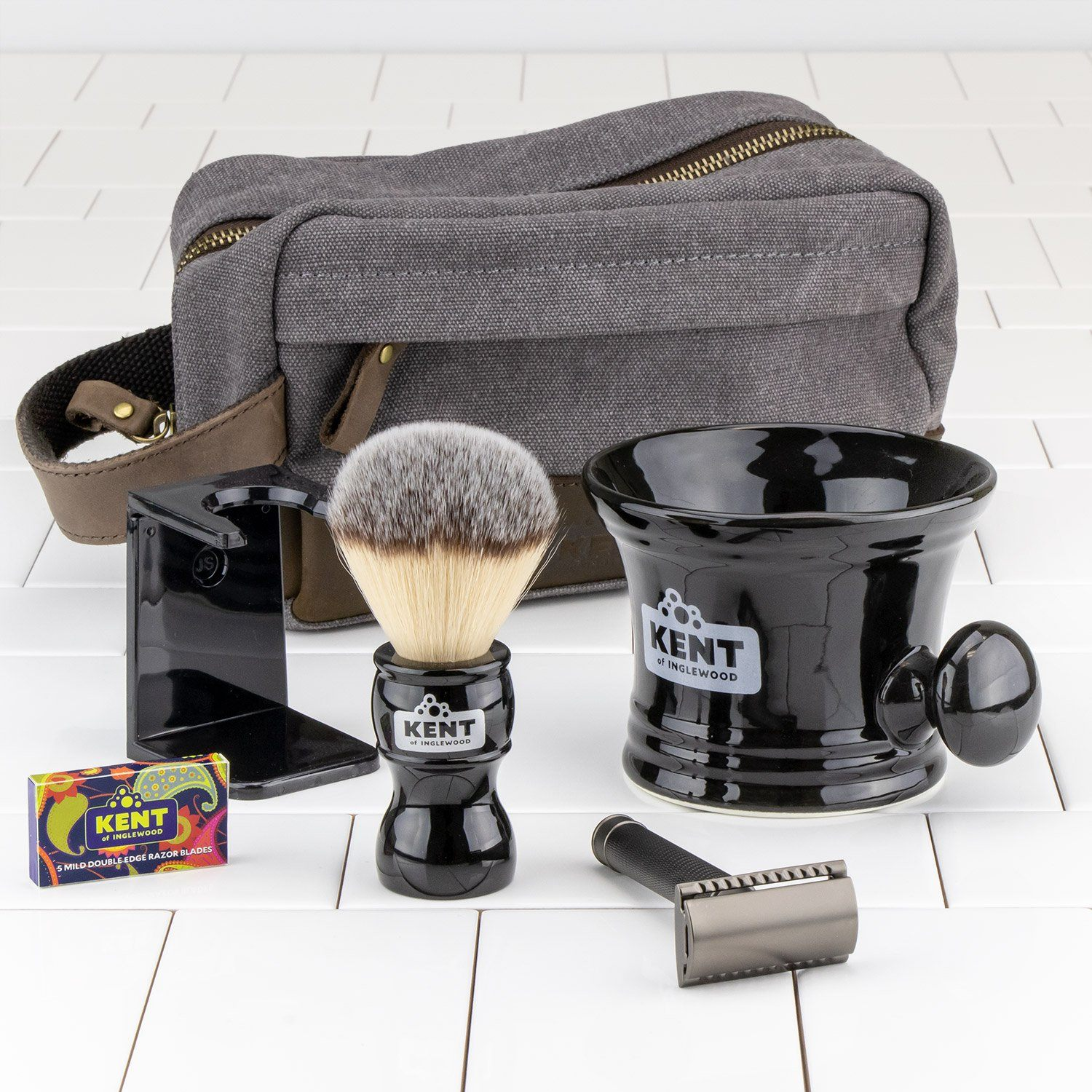 Kent of Inglewood Shaving Kit
