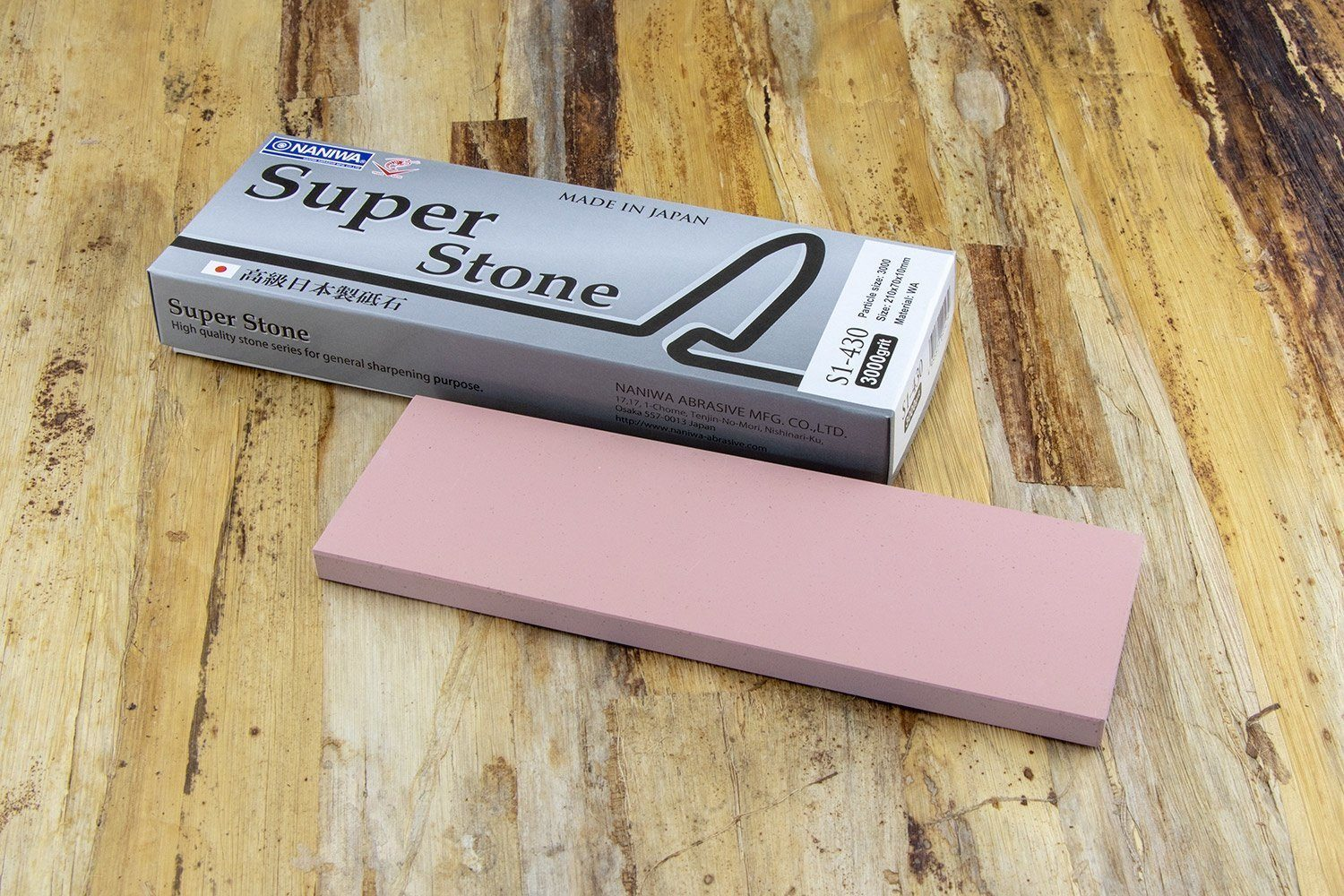 Naniwa Specialty/Super Stone 3000 210x70x10mm