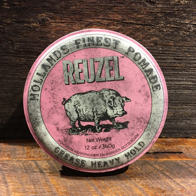 Reuzel Heavy Grease Pink Can