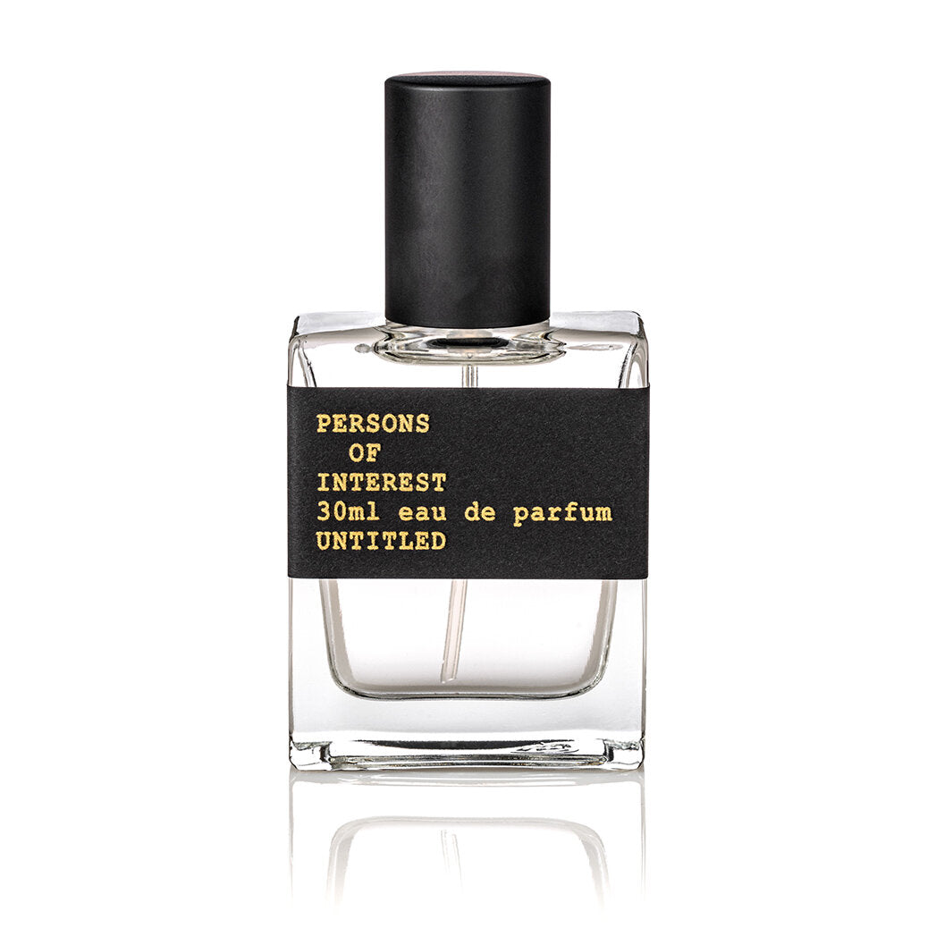 Persons of Interest Untitled Eau de Parfum, 30ml Bottle