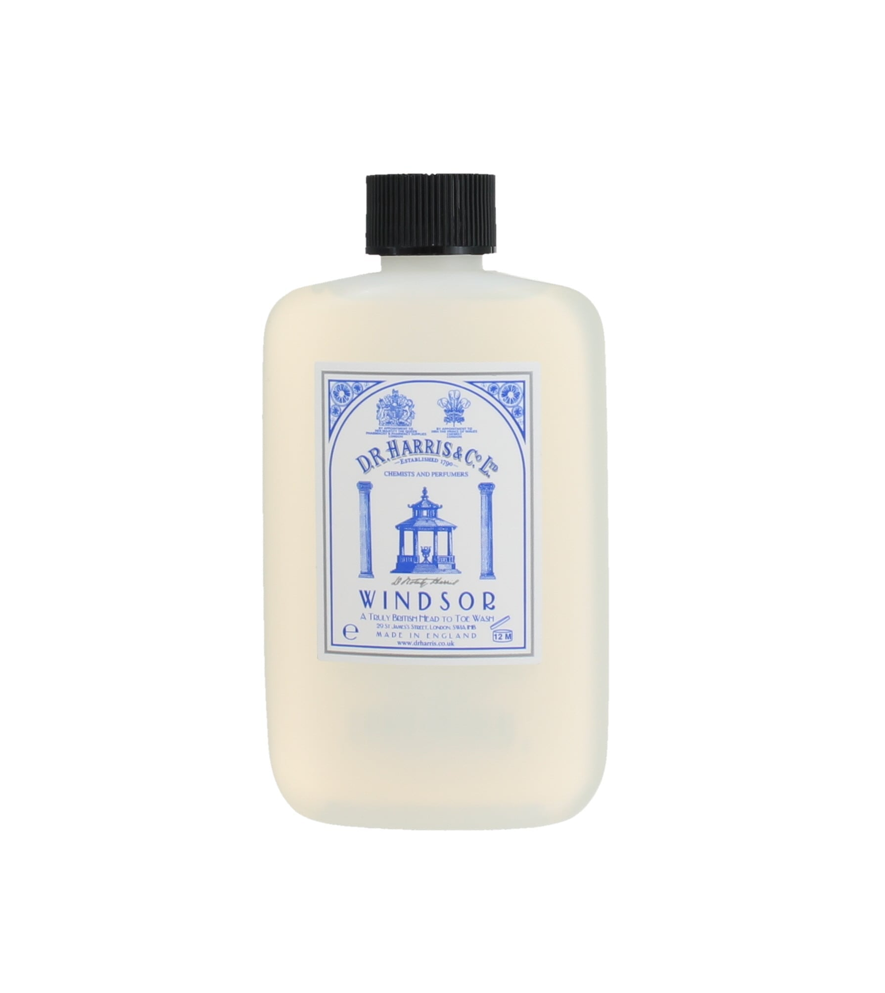 D.R. Harris Windsor Head-to-Toe Body Wash