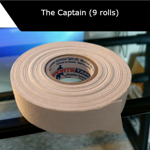 Th Captain (9 rolls)