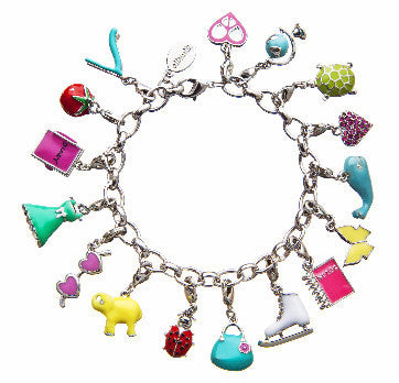 12 Month Girls Charm Subscription
