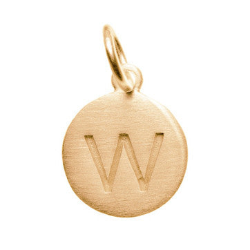 "Letter ""W"""