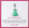 Girls Dress Charm