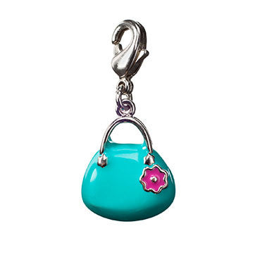Girls Purse Charm