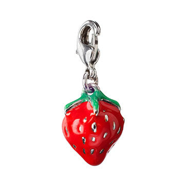 Girls Strawberry Charm