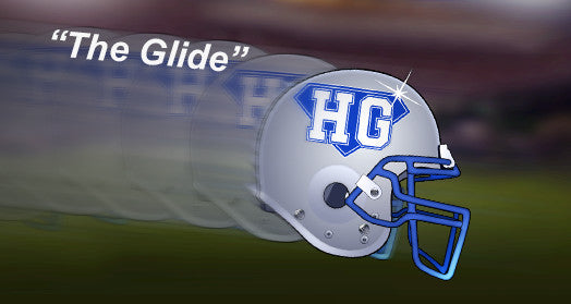 The Glide - Helmet Glide