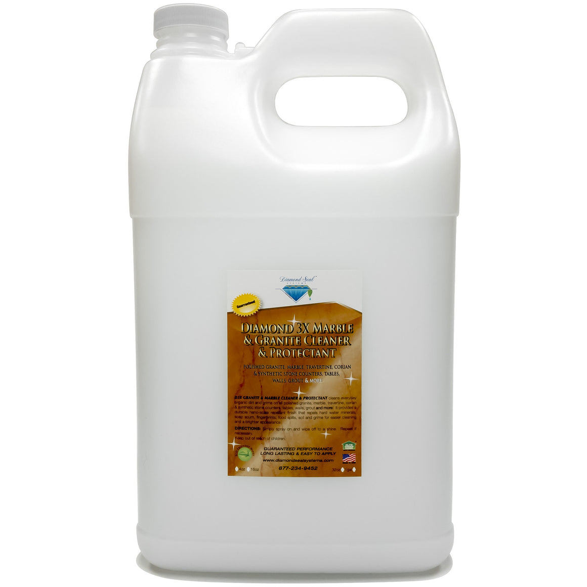Diamond 3x Marble & Granite Cleaner