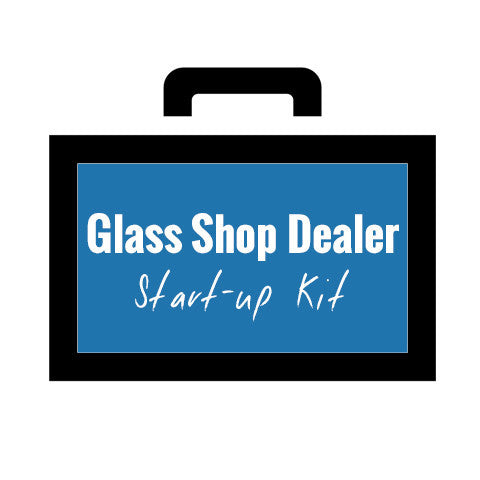 Glass Shop Dealer Start-Up Kit