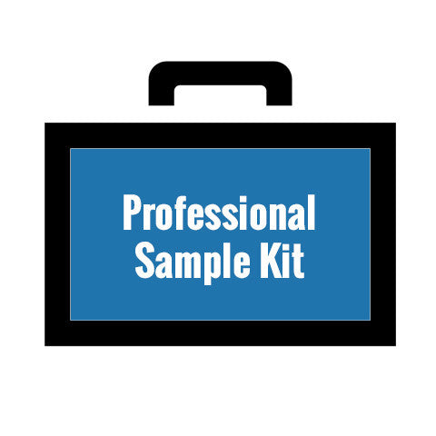 Professional Sample Kit