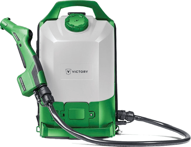 Victory Cordless Electrostatic Backpack Sprayer VP300-ES - IN STOCK NOW!      New LOWER Price and comes with FREE Nano Hand Held Sprayer!*