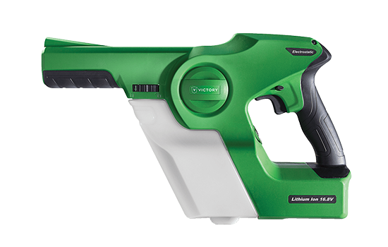 VICTORY PROFESSIONAL CORDLESS ELECTROSTATIC HANDHELD SPRAYER-IN STOCK NOW!