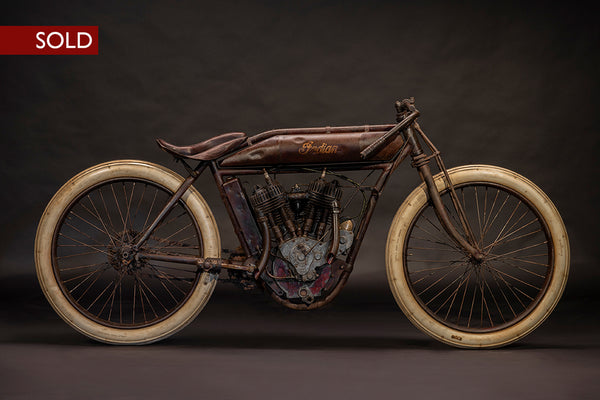1919 Indian Board Track Survivor.