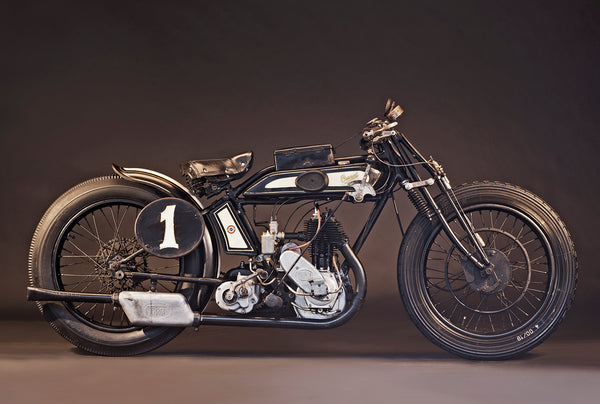 Terrot  1926 Ht 350 Cc Side-valve - Heroes Motorcycles
