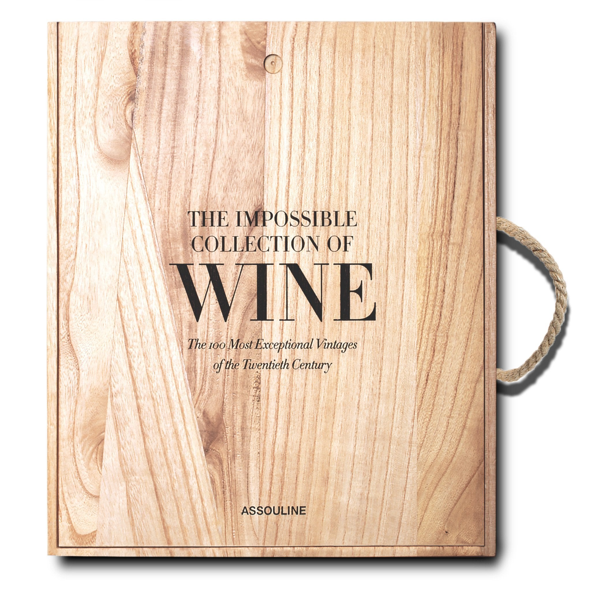 "Book ""The Impossible Collection Of Wine"" Assouline"
