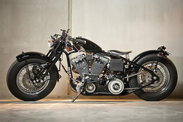 Zero Engineering Model: Type 5 - Heroes Motorcycles